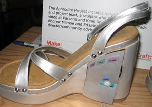 Maker Faire: Aphrodite Project