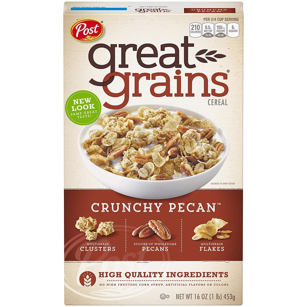 Post Crunchy Pecan Great Grains