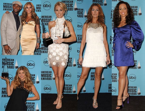 2007 American Music Awards Winners