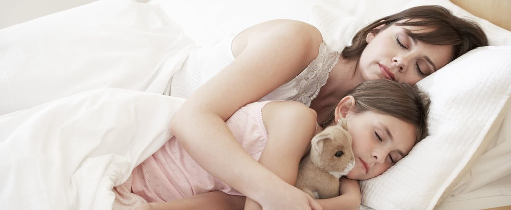 Why You Shouldn't Care If I Cosleep With My Baby or Kid