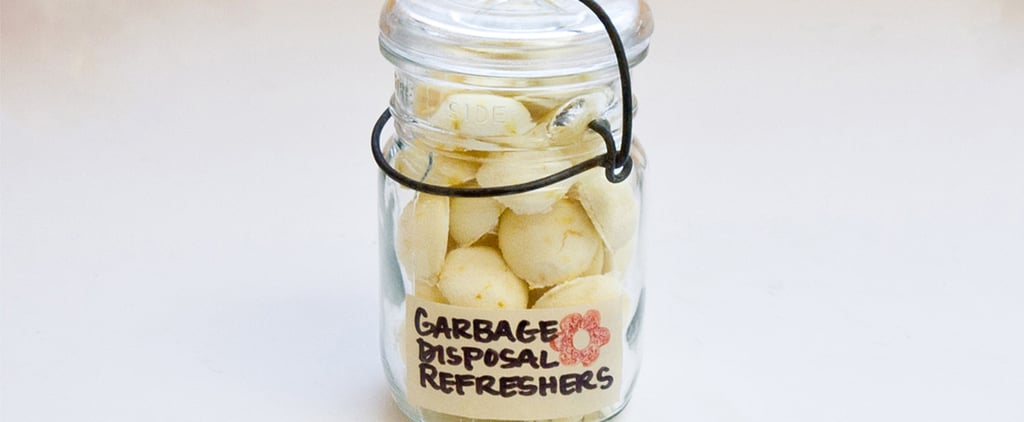Clean Up Sink Smells With DIY Garbage Disposal Refreshers