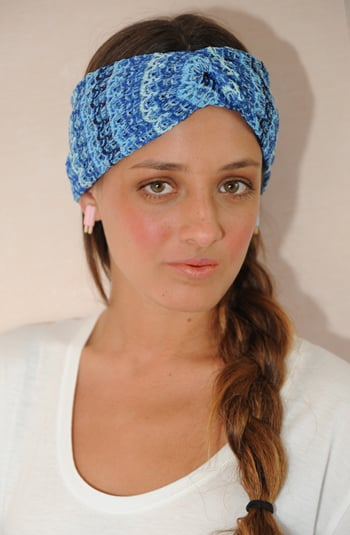 Fab Summer Accessory! Gold Saturn's Newest Crop of Turbands