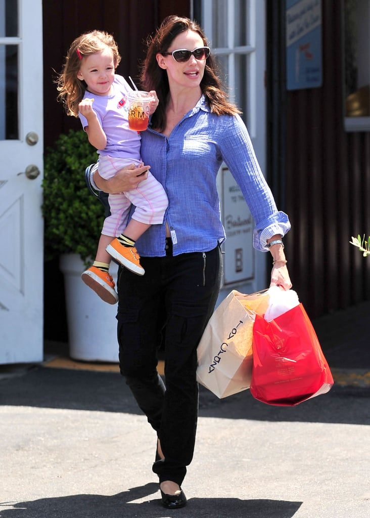 Jennifer Garner and Se...