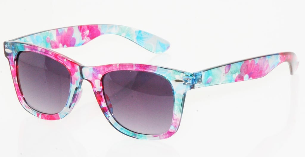Floral prints are in everywhere — including your sunglasses! Get some fresh blooms with this Dream Out Loud by Selena Gomez pair ($13).