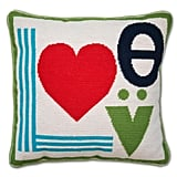 Jonathan Adler Mod Love Pillow ($175)