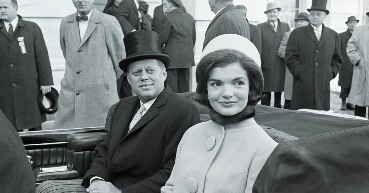 Here's the Funny Story Behind Jackie Kennedy's Halston Pillbox Hat.jpg