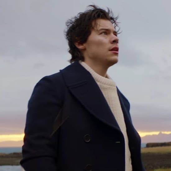 """Harry Styles's """"Sign of the Times"""" Music Video"""