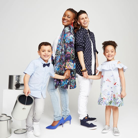 Influencer Couple Embrace Individualism With Their Kids