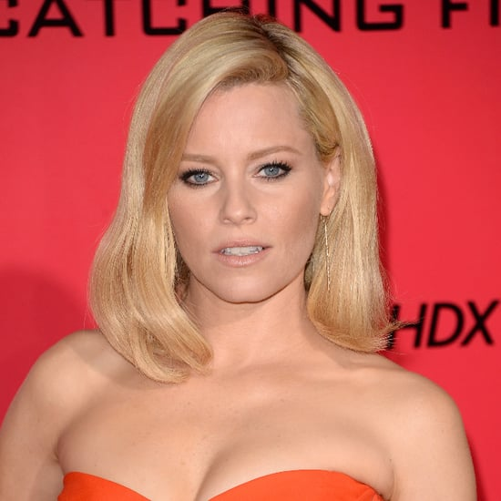 Elizabeth Banks's Beauty at the Catching Fire LA Premiere