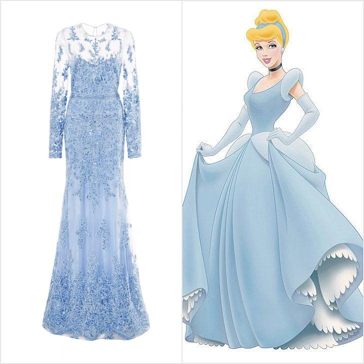 Cinderella   Disney Princess Wedding Dresses   POPSUGAR Fashion Photo 2