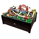 Kid Kraft Metropolis Train Set & Table