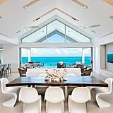 Olivia Munn's Turks & Caicos Vacation Rental