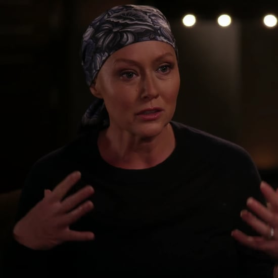 Shannen Doherty Talks About Cancer on Netflix's Chelsea