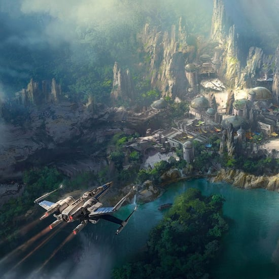 When Is Stars Wars Land at Disneyland Opening?