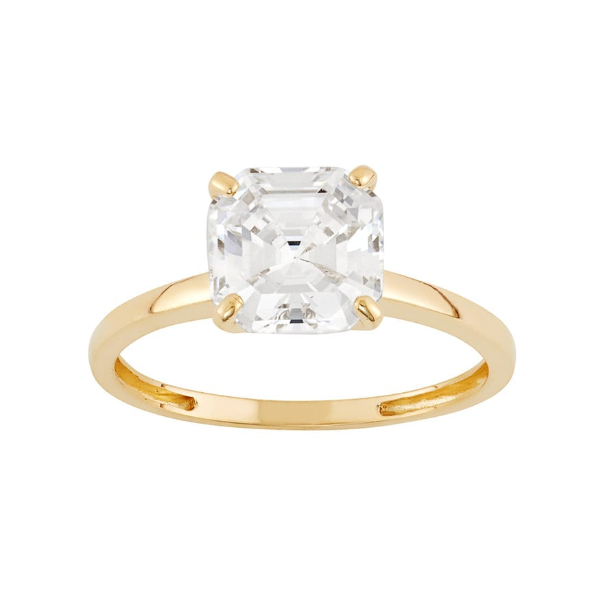 Kohls Solitaire Engagement Ring Michelle Williams Engagement Ring