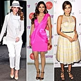 The perfect LWD, pretty polka dots, and more — see celebrities showing off Summer's hottest trends.