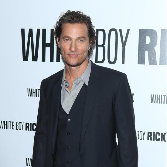 Matthew McConaughey Sleep Story