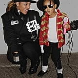 Beyoncé and Blue Ivy's Halloween Costumes