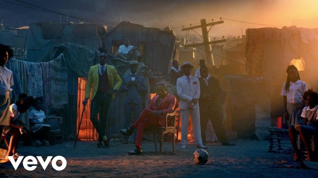 """""""All The Stars"""" by Kendrick Lamar & SZA"""