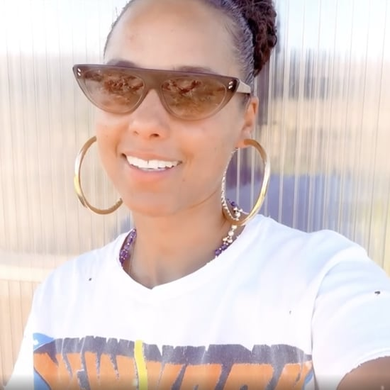 Alicia Keys on Sharing Your Fears, Finding Inner Peace Video