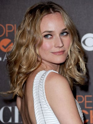 Diane Kruger at the 2010 People's Choice Awards 2010-01-06 18:21:04