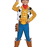 Kids Woody Costume From Toy Story 4