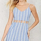 Factory Selby Cutout Romper ($58)
