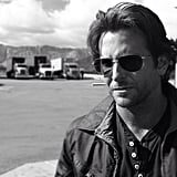 The Hangover Part III director Todd Phillips shared this smokin' hot black-and-white pic of star Bradley Cooper. Source: Instagram user toddphillips1