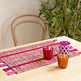 Multicolored Straw Placemat ($10 for pack of 2)