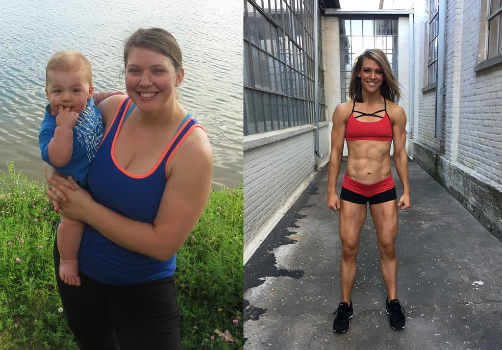 16 Inspiring Weight-Loss Transformations That Prove Moms Really Can Do Anything