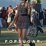 Vanessa Hudgens Coachella Style 2018