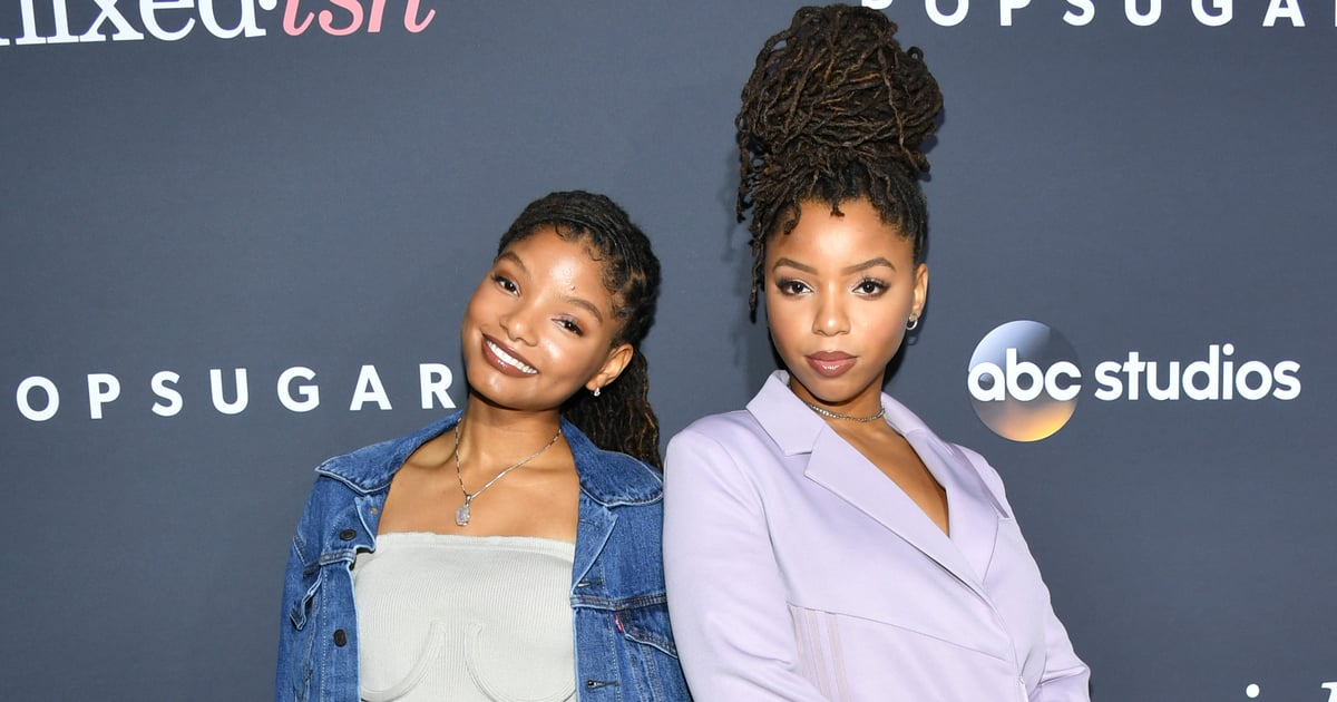 Chloe and Halle Bailey Finally Reunited, and of Course, They Had to Do It in Song.jpg