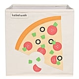 Pizza Canvas Storage Box