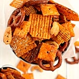 Make-Ahead Appetizer: Parmesan Ranch Cheez-It Snack Mix