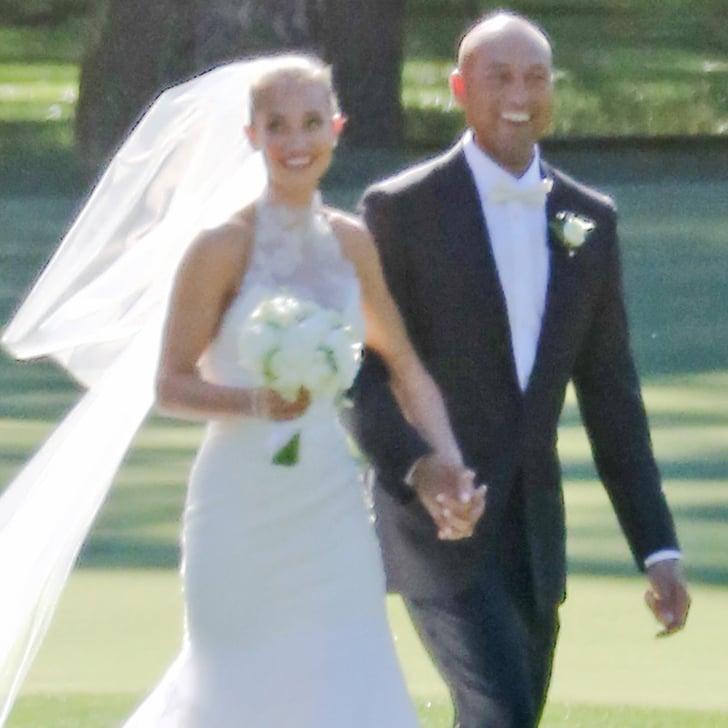 Hannah Davis and Derek Jeters Wedding Pictures July 2016 POPSUGAR