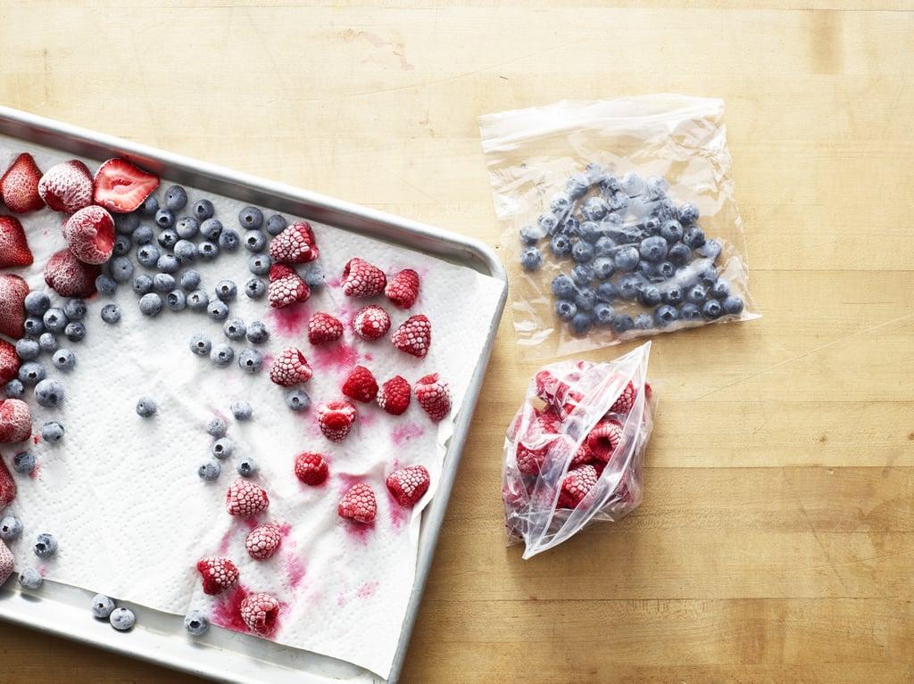 Is Frozen Fruit as Healthy as Fresh?