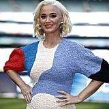 Katy Perry Shows Off Growing Baby Belly in Melbourne Photos