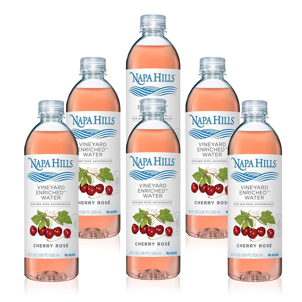 Napa Hills Flavored Water Cherry Rosé