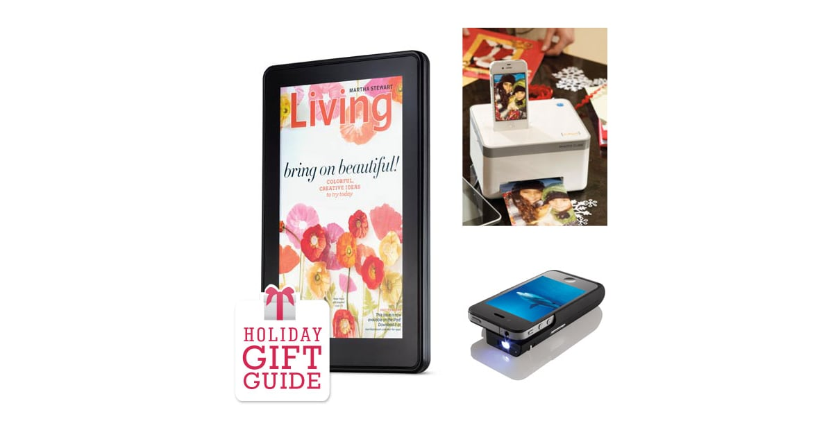 Tech Savvy Gifts gifts for not-so-tech-savvy people | popsugar tech