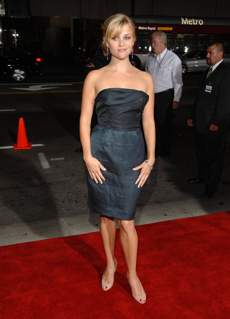 Reese Witherspoon in Nina Ricci at 2007 Rendition LA Premiere