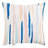 White Water Dripping Pillow