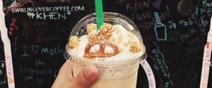 Starbucks' Pop'zel Frappuccino Is Here to Make Your Salty-Sweet Dreams Come True