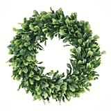 Lvydec Artificial Green Leaves Wreath
