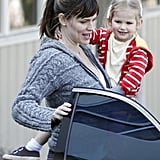 Jennifer Garner in LA