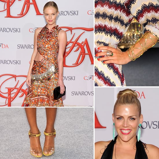 Celebrity Accessories From 2012 CFDA Awards