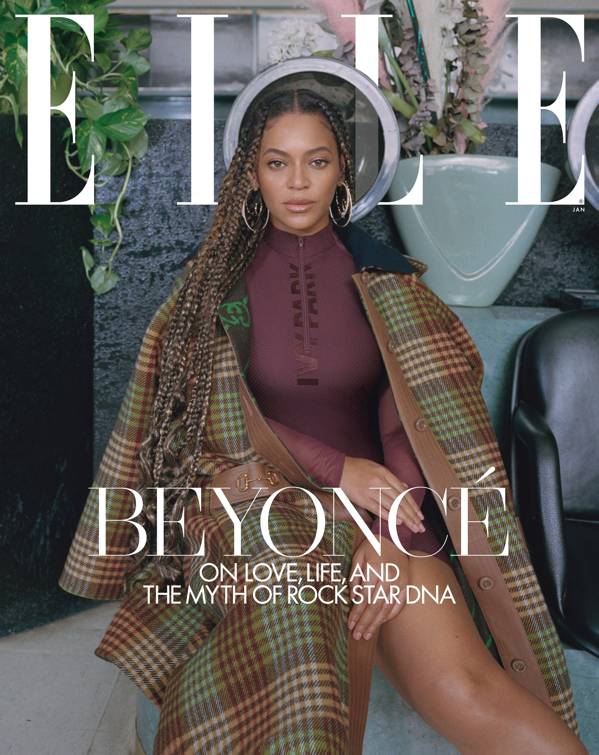 "Beyoncé Says ""Giving Zero F*cks"" About Her Physical Appearance Revealed Her ""Beauty Within"""