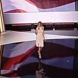 Ivanka Trump's Dress at the RNC 2016