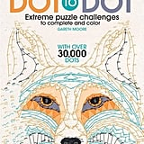 كتاب الوصل بين النقاط (The Ultimate Dot-to-Dot: Extreme Puzzle Challenges to Complete and Colour)