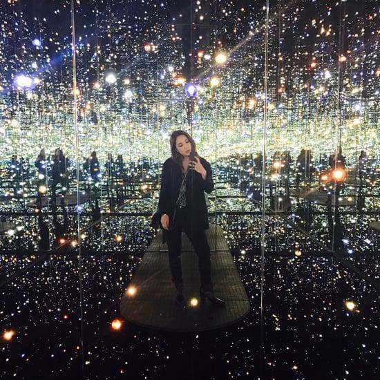 Yayoi Kusama Infinity Room Los Angeles
