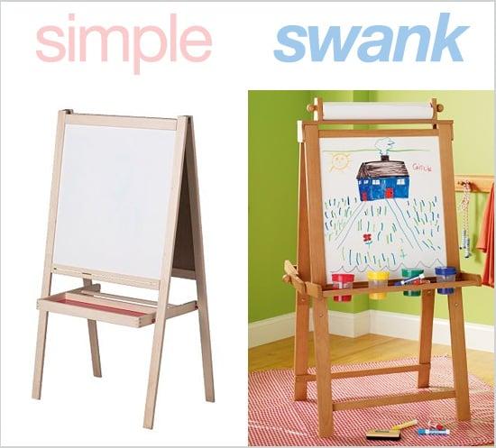 Simple or Swank Art Easels